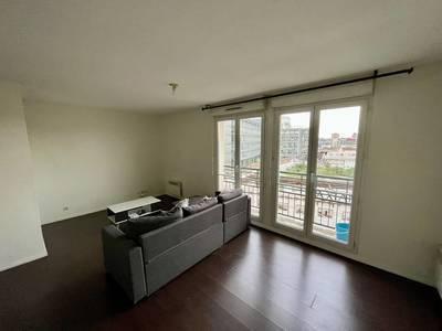 Location meublée appartement 2pièces 44m² Saint-Denis (93) - 1.190€