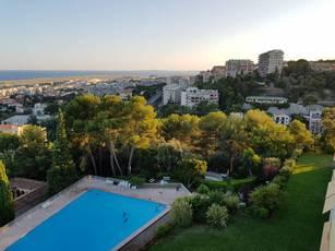 Vente appartement 2pièces 61m² Nice - 379.000€