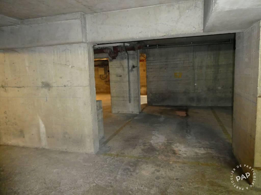 vente garage parking paris 13e de particulier particulier pap. Black Bedroom Furniture Sets. Home Design Ideas