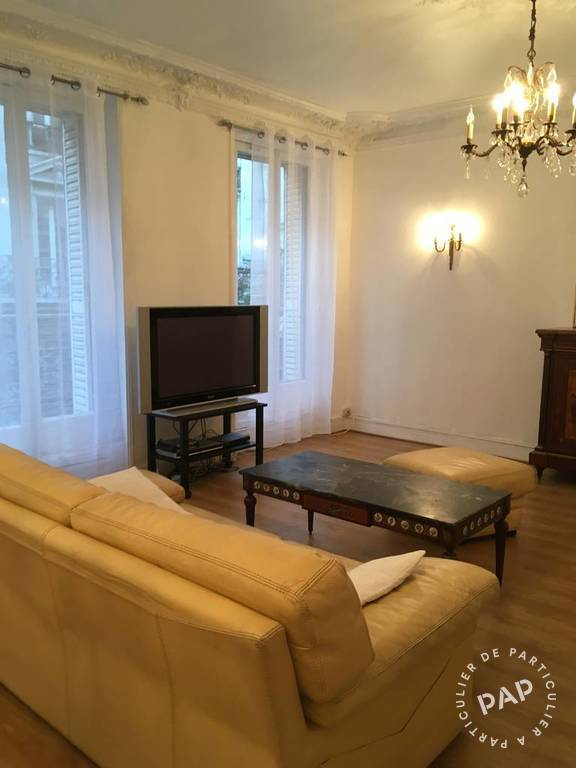 Location Appartement Paris 3E 85 m² 2.950 €