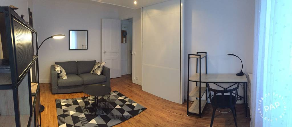 Location Appartement Paris 14E 28m² 1.085€