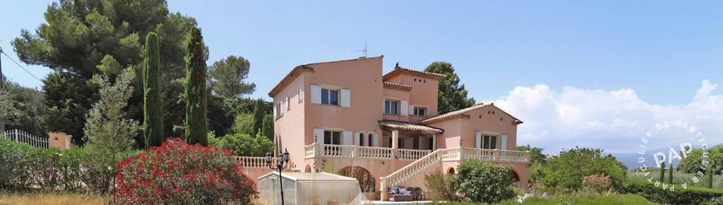 Vente Maison La Roquette-Sur-Siagne (06550) 260m² 840.000€