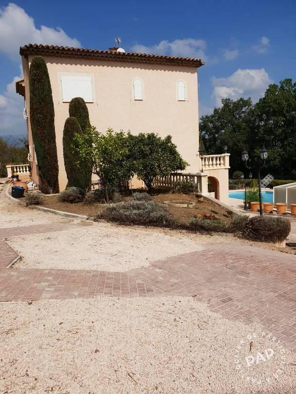 Vente Maison La Roquette-Sur-Siagne (06550)