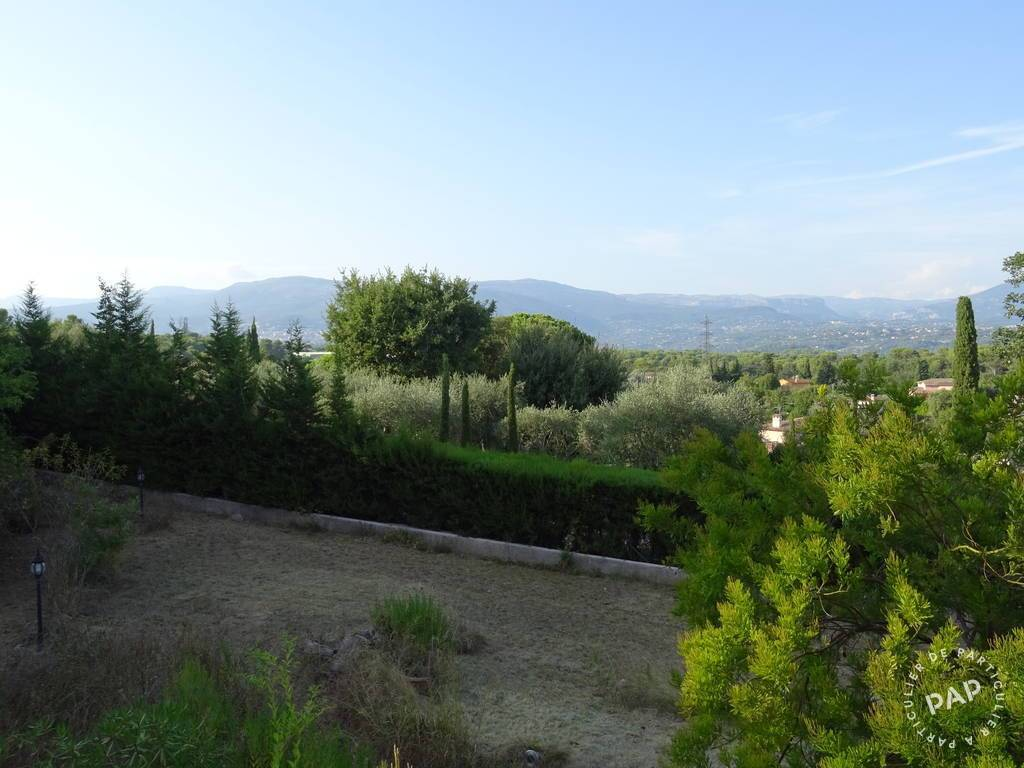 Vente immobilier 840.000€ La Roquette-Sur-Siagne (06550)