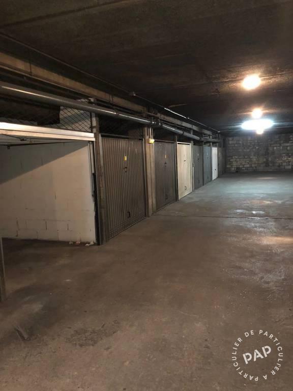 Garage, parking Paris 19E 150€