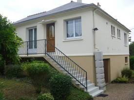 Vente maison 80m² 40 Min Tours - 158.000€