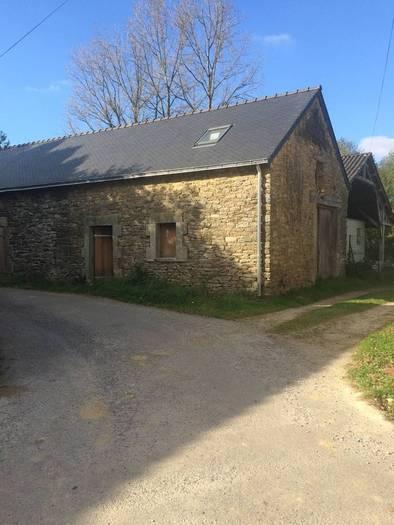 Vente maison 5 pièces Roudouallec (56110)