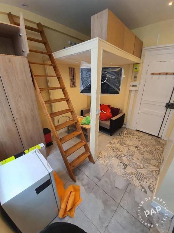 Location appartement studio Paris 10e