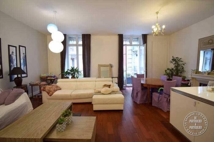 vente appartement 5 pi ces 128 m grenoble 38 128 m de particulier. Black Bedroom Furniture Sets. Home Design Ideas