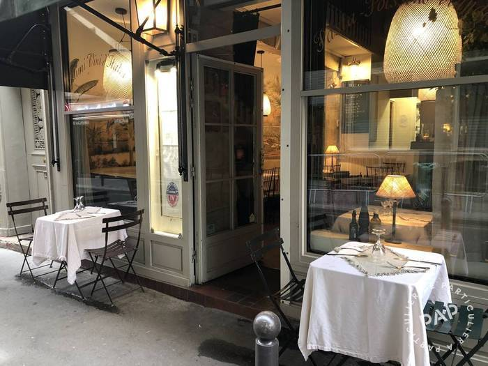 Vente et location Fonds de commerce Paris 6E  360.000€