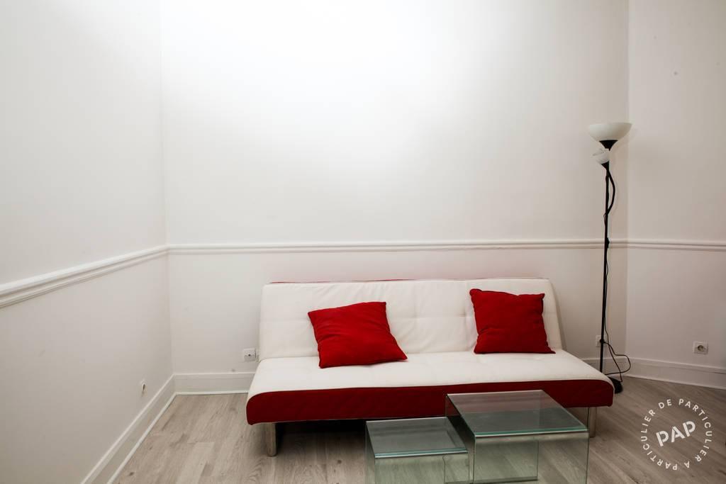 location meubl e studio 17 m paris 17e 17 m 850 de particulier particulier pap. Black Bedroom Furniture Sets. Home Design Ideas