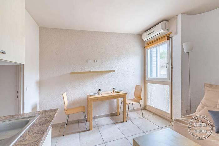 Vente appartement studio Le Pontet (84130)