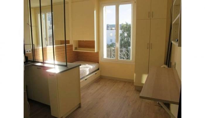 location meubl e studio 15 m boulogne billancourt 92100 15 m 690 de particulier. Black Bedroom Furniture Sets. Home Design Ideas