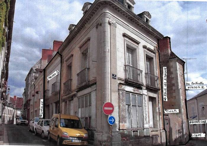 Vente Maison Preuilly-Sur-Claise 124m² 28.500€