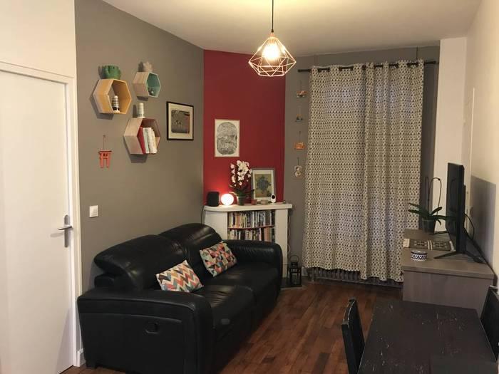 location meubl e appartement 2 pi ces 34 m boulogne billancourt 92100 34 m de. Black Bedroom Furniture Sets. Home Design Ideas