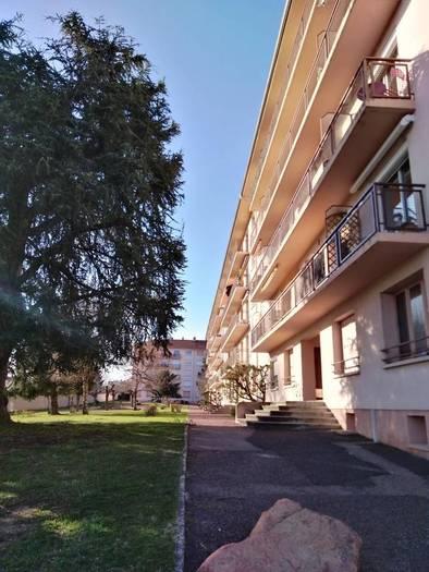 Vente appartement 5 pièces Roanne (42300)