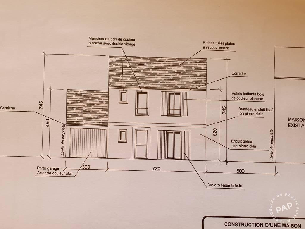 Maison 590.000€ 140m² Auvers-Sur-Oise