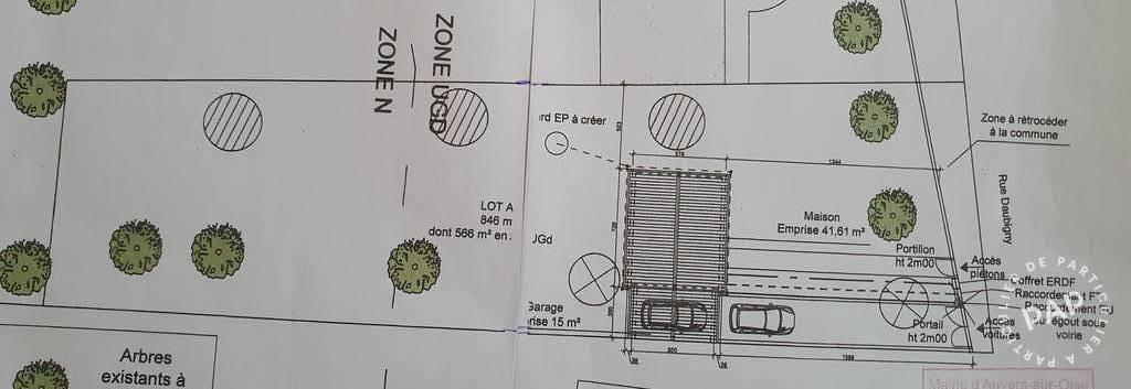 Immobilier Auvers-Sur-Oise 590.000€ 140m²