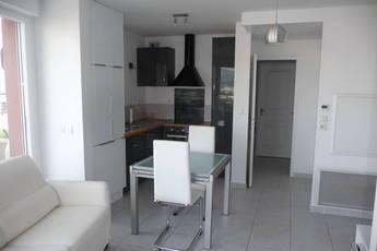 Location meublée appartement 2pièces 40m² La Seyne-Sur-Mer - 800€