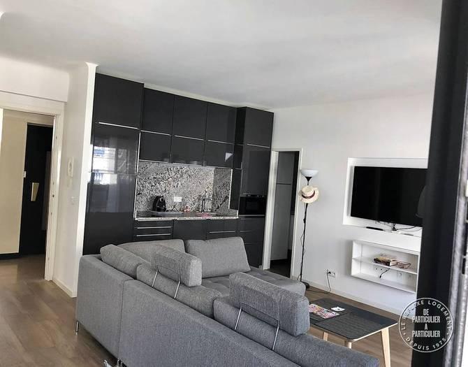 Vente Appartement Nice (06) 40m² 395.000€