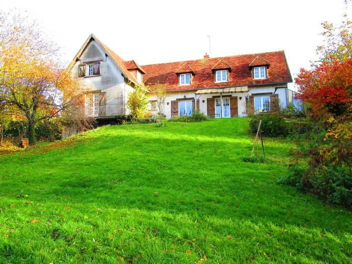 Vente Maison Cerilly (03350)