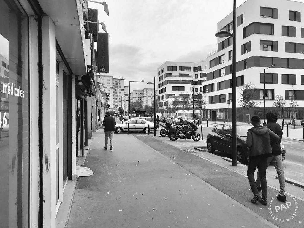 Vente et location Saint-Denis (93) 140m²
