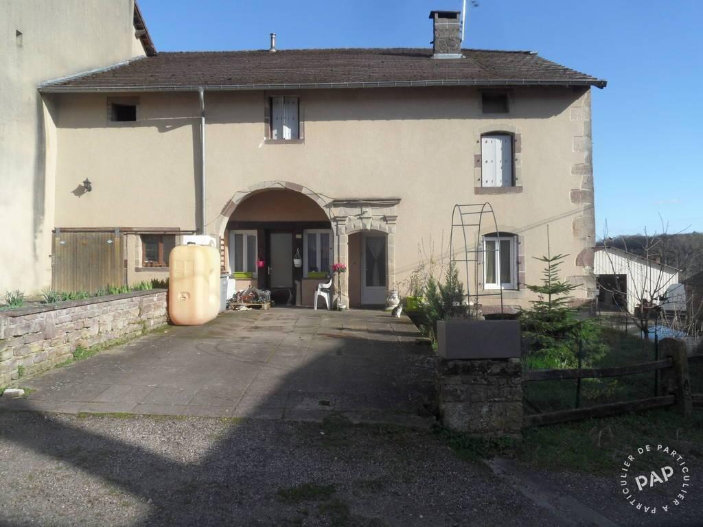 Vente maison 10 pièces Fontenois-la-Ville (70210)