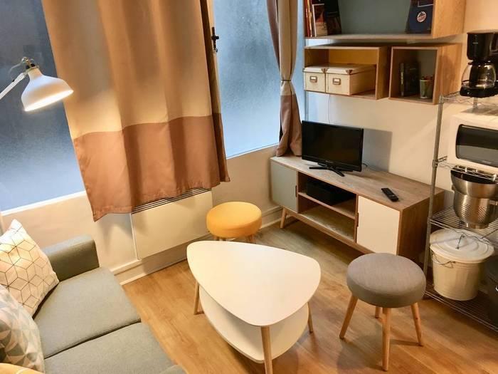 vente studio 13 m paris 2e 13 m de particulier particulier pap. Black Bedroom Furniture Sets. Home Design Ideas