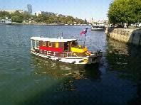 Vente Péniche Paris 12E