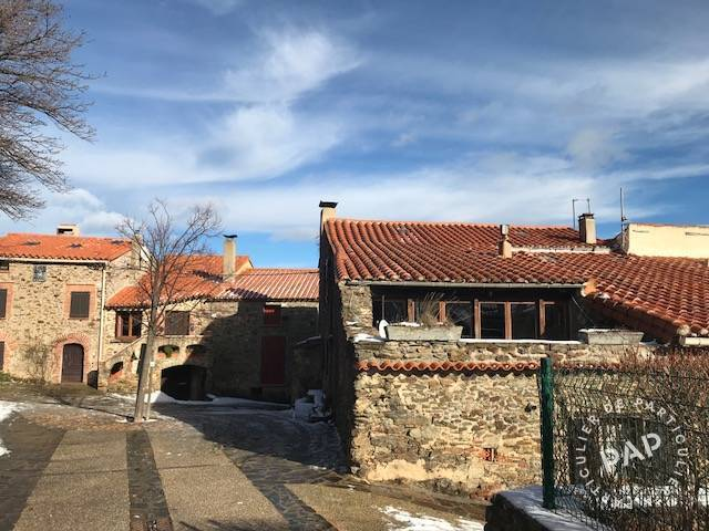 Vente immobilier 165.000€ Saint-Marsal (66110)