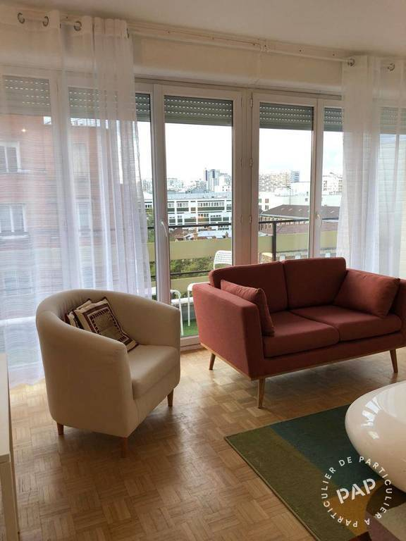 Location Appartement 37 m²