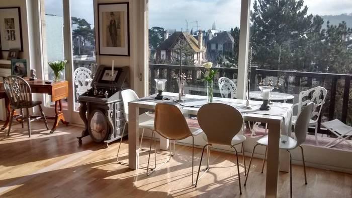 Appartement 1.000€ 60m² Deauville