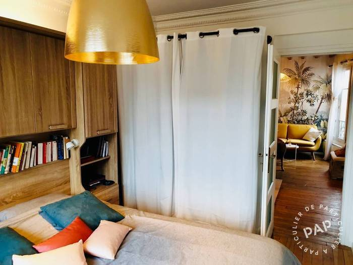 Appartement 450.000 € 38 m² Paris 20E