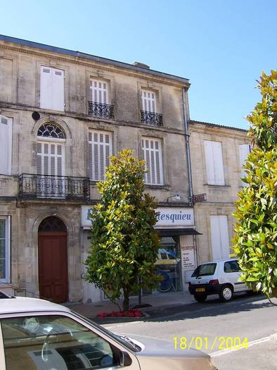 Vente Immeuble La Brède 230m² 550.000€