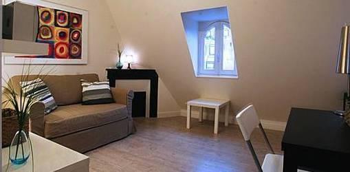 Location meublée appartement 2pièces 30m² Paris 17E - 1.350€