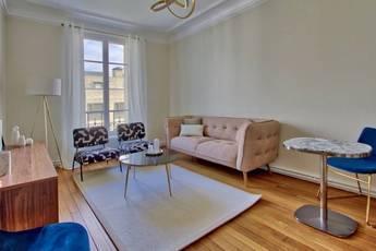 Location meublée appartement 2pièces 50m² Neuilly-Sur-Seine (92200) - 1.950€