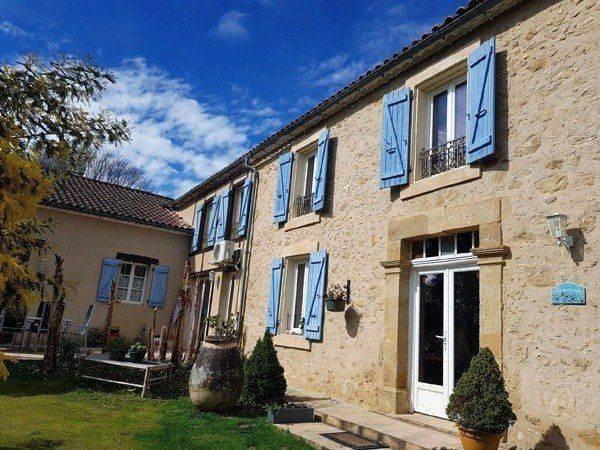 Vente maison 12 pièces Troncens (32230)
