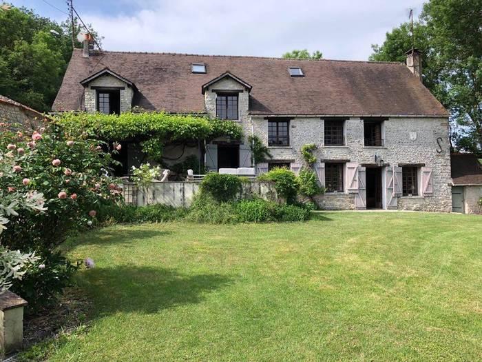 Vente Maison Saint-Cyr-La-Riviere (91690) 325m² 629.000€