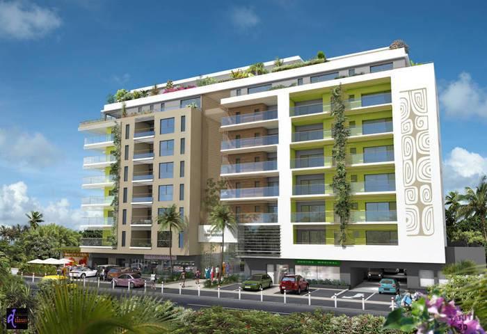 Location appartement 2 pièces Papeete (987)