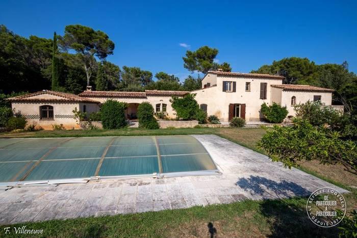 Vente Maison Roquefort-Les-Pins (06330) 182m² 900.000€
