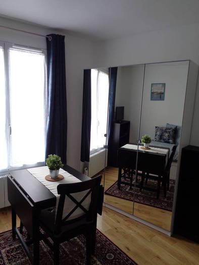 Location meubl e studio 15 m paris 6e 15 m 950 de particulier particulier pap - Location meublee paris 15 ...