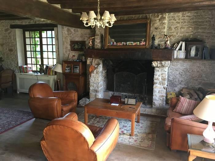 Maison Saint-Cyr-La-Riviere (91690) 629.000€