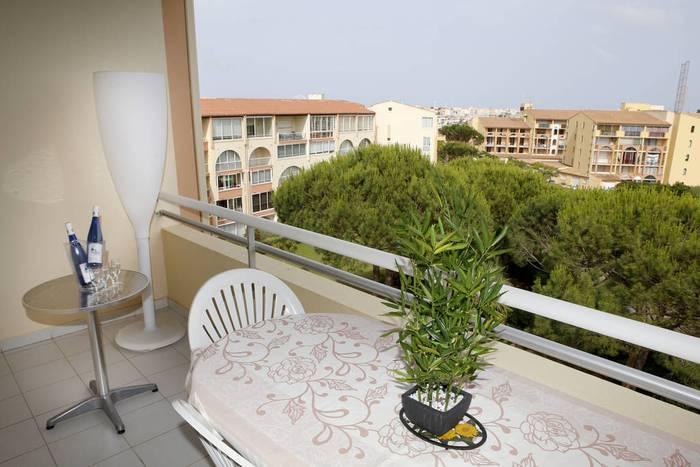 Appartement 370.000€ 106m² Cap D'agde