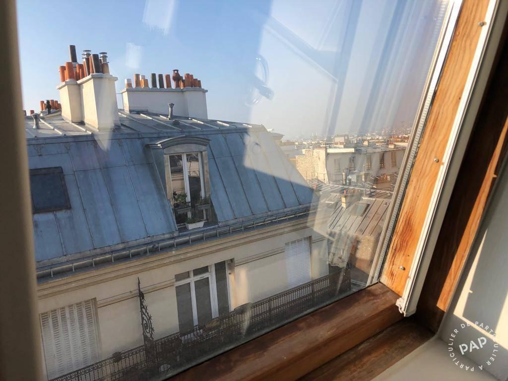 Location Paris 18E 15m²