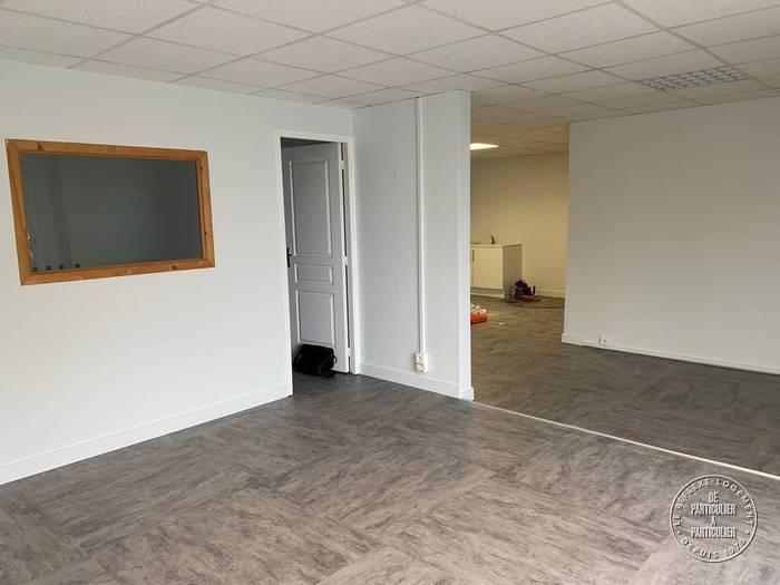 Vente et location Bureaux, local professionnel Migne-Auxances (86440) 123m² 815€