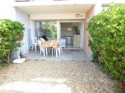 Location meublée appartement 2pièces 30m² Palavas-Les-Flots (34250) - 590€