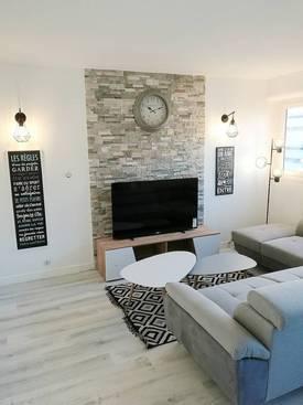 Location meublée chambre 12m² Pontoise (95) - 565€