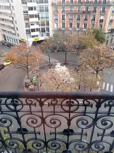 Location meublée appartement 2pièces 29m² Paris 17E - 1.240€