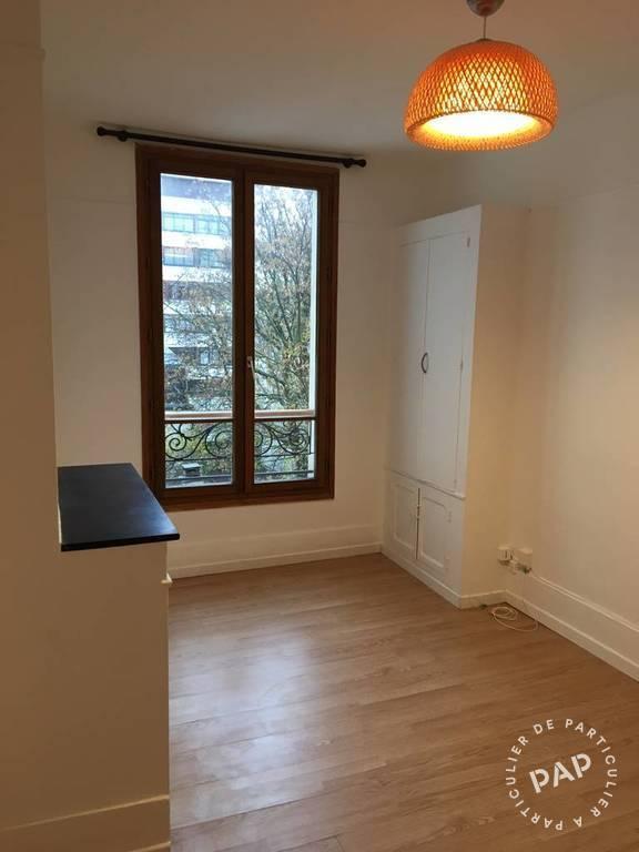 Location Appartement Paris 19E 20m² 780€