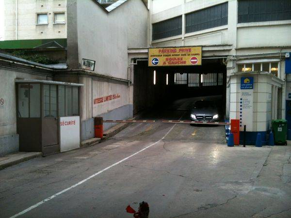 Location garage parking paris 17e 145 de particulier particulier pap - Location garage paris 15 ...